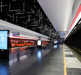Kailaniemen metroasema, Espoo