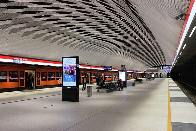Matinkylän metroasema, Espoo