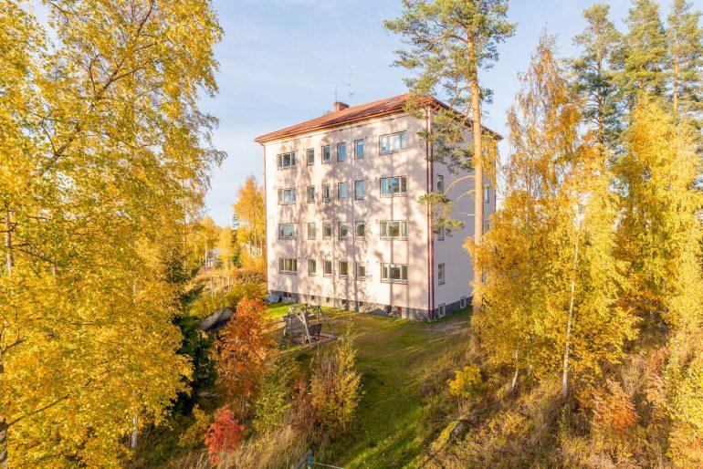 AS OY Linnanpuisto, Riihimäki
